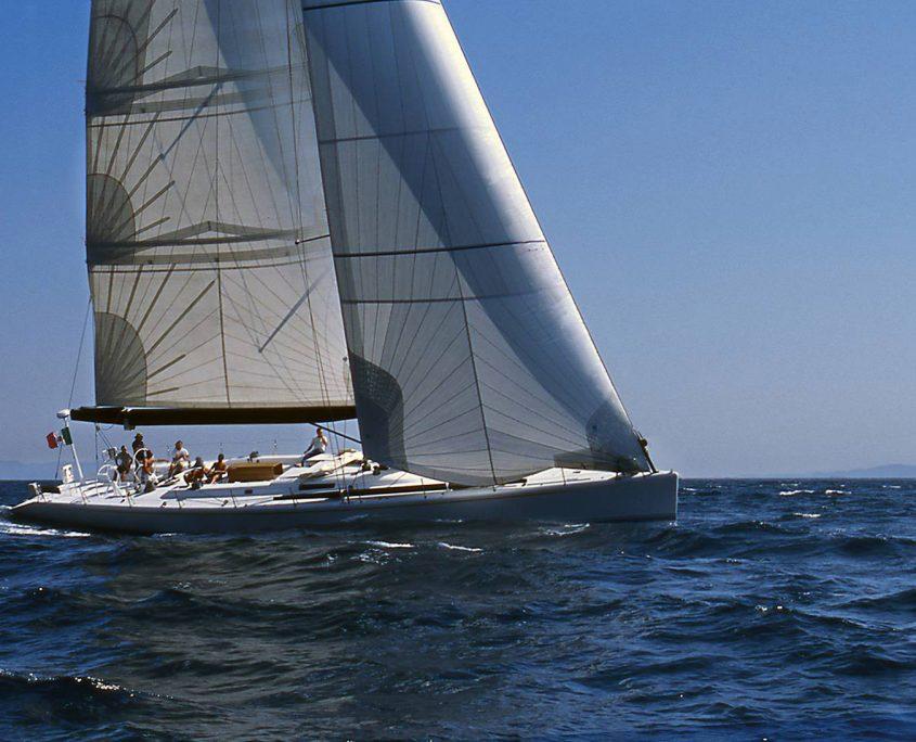 Capricorno, Yacht, 24m - Mc Conaghy