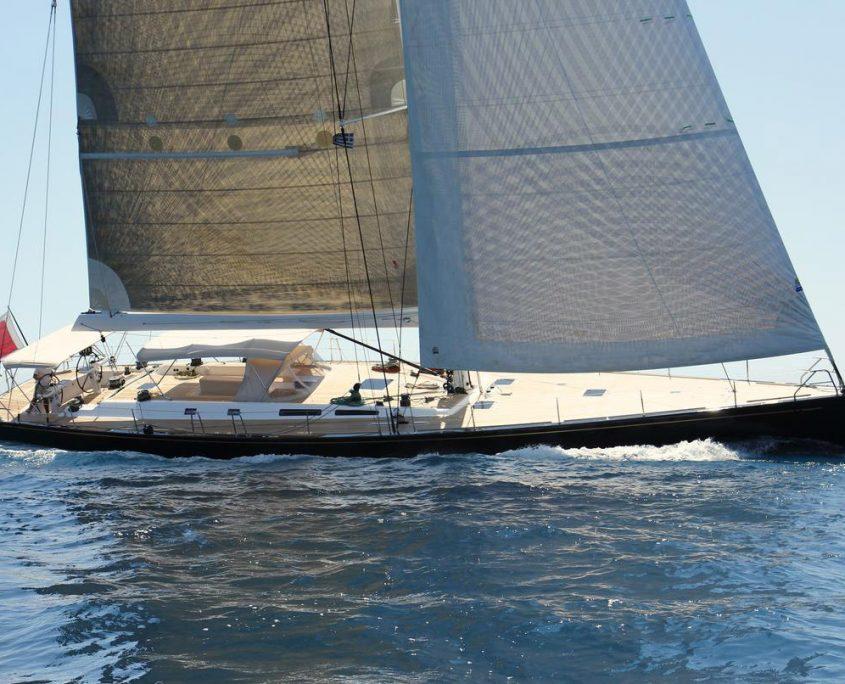 Conquistador, Yacht, 24.89m - Nautor OY