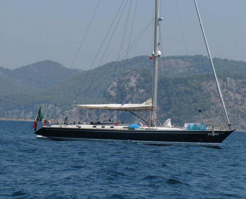 Defiance, Yacht, 21m - Nautor