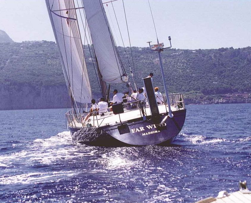 Far Wind, Yacht, 22 m - Southern Wind