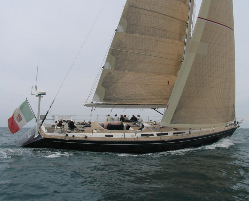 Far Blue, Yacht, 21.89 m - Southern Wind