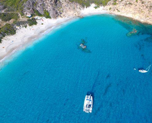 Kaskazi Four yacht 19m Lagoon