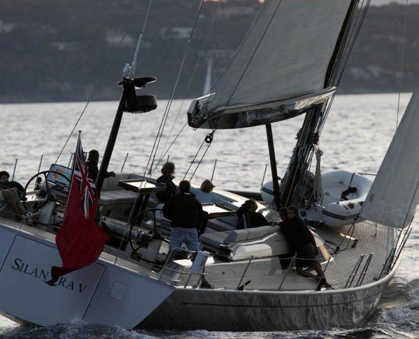 Silandra V, Yacht, 23m - Nautor OY