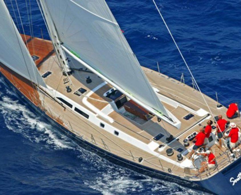 Southern Star, Yacht, 24m - Southern Wind Shipyard