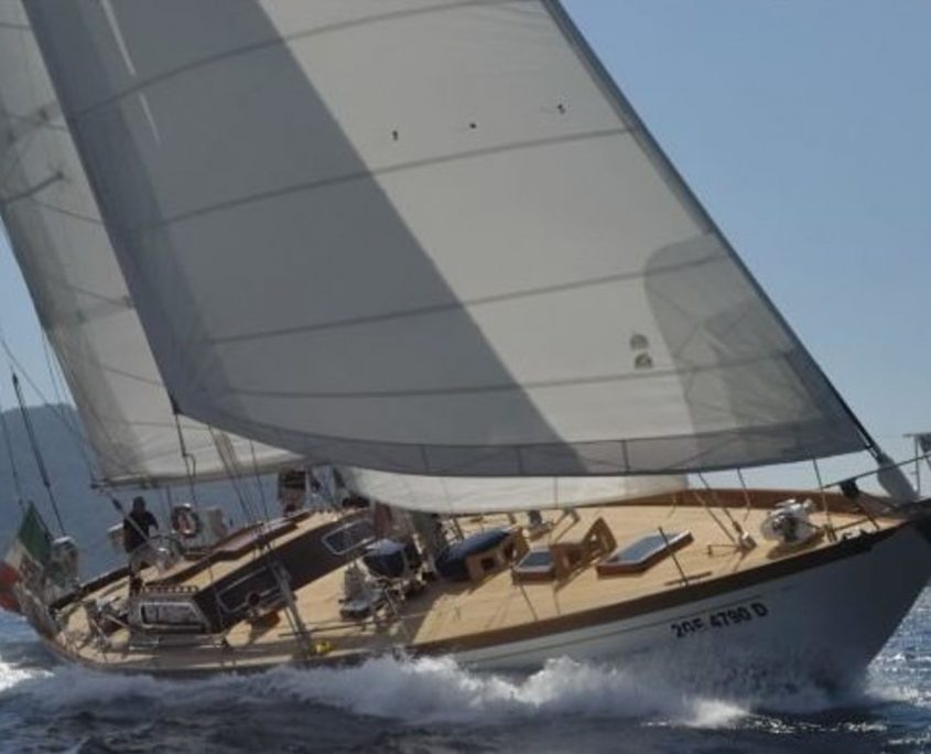 Star 22, Yacht, 21m - Mingo/Sangermani