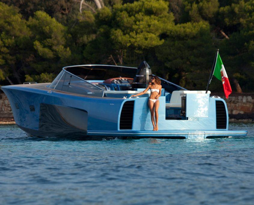 Tender MD 51, Yacht, 15.42 - Maxi Dolphin
