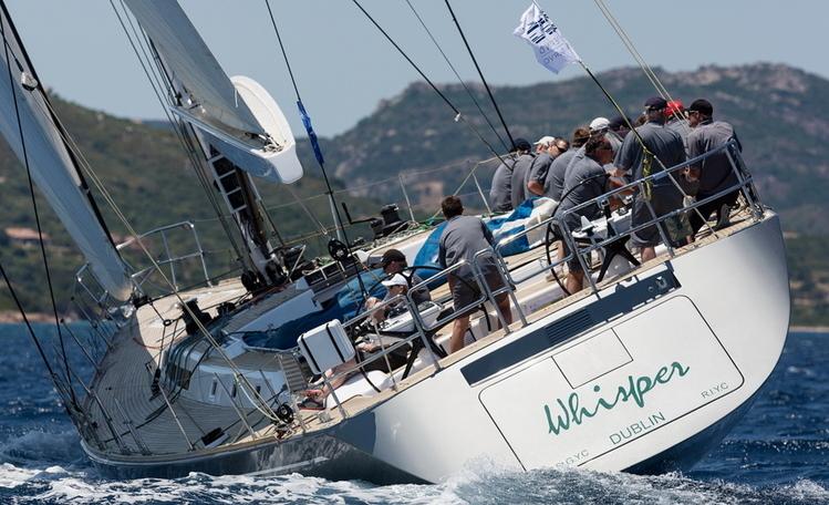 Whisper Yacht 24m Southern Wind Shipyard