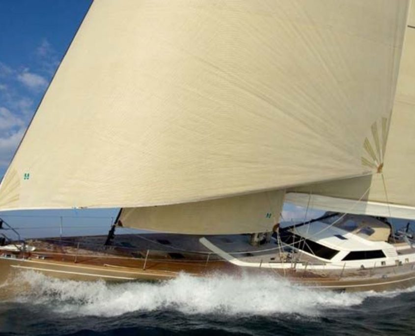 Dharma, Yacht, 29 m - Southern Wind