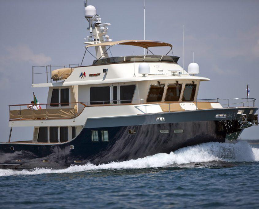 Sapucai, Yacht, 21m - President