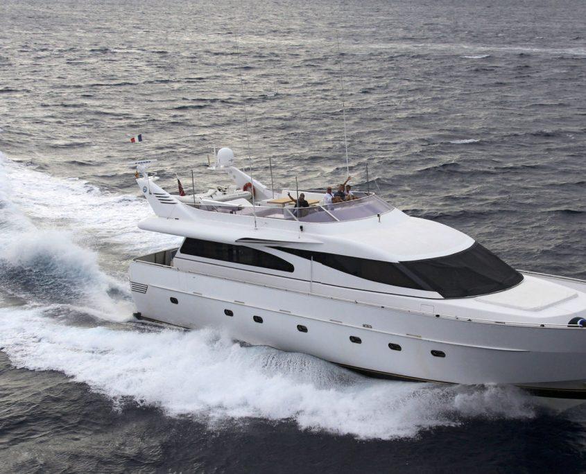 No Whisky, Yacht, 23.96m - CN LIGURI