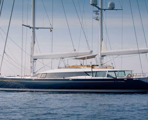 Mondando 3, Yacht, 51.75m - Alloy Yachts