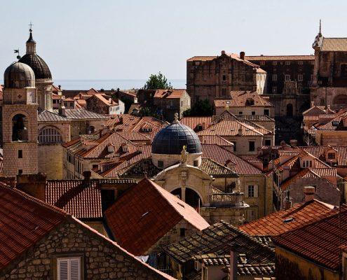 Croazia tetti