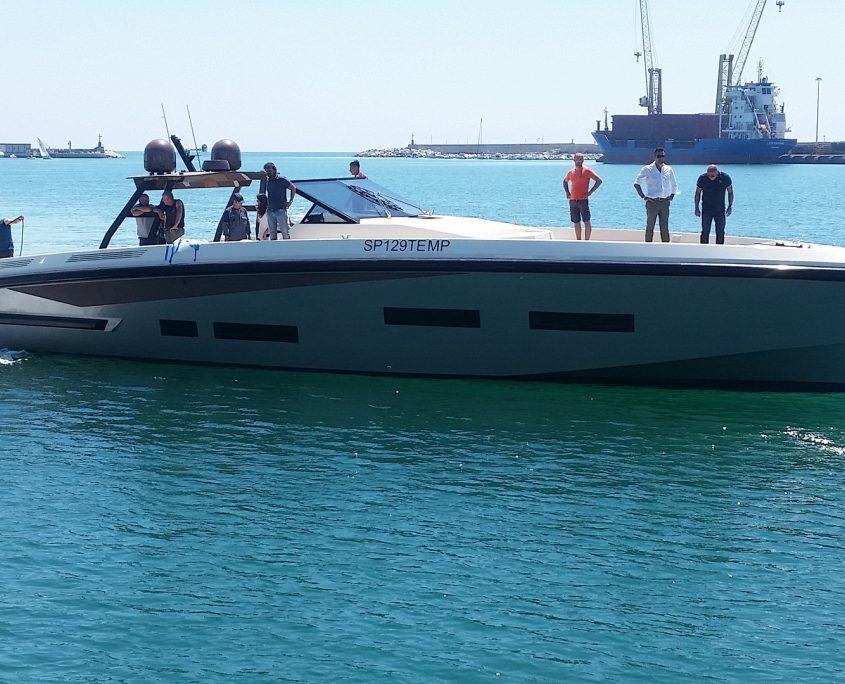 Atlas, Yacht, 19.40m, Cantiere Navale Italia