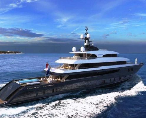 Icon motor charter Equinoxe Yacht