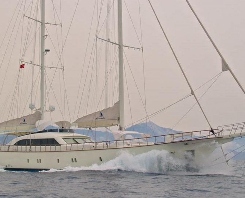 Alessandro, Yacht, 35m