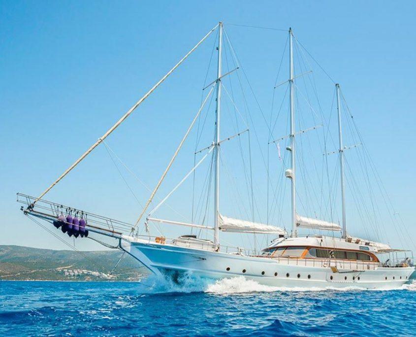 Bella Mare, Yacht, 36m-Bodrum Shipyard