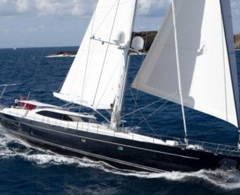 Bella Ragazza, Yacht, 45m - Vitters
