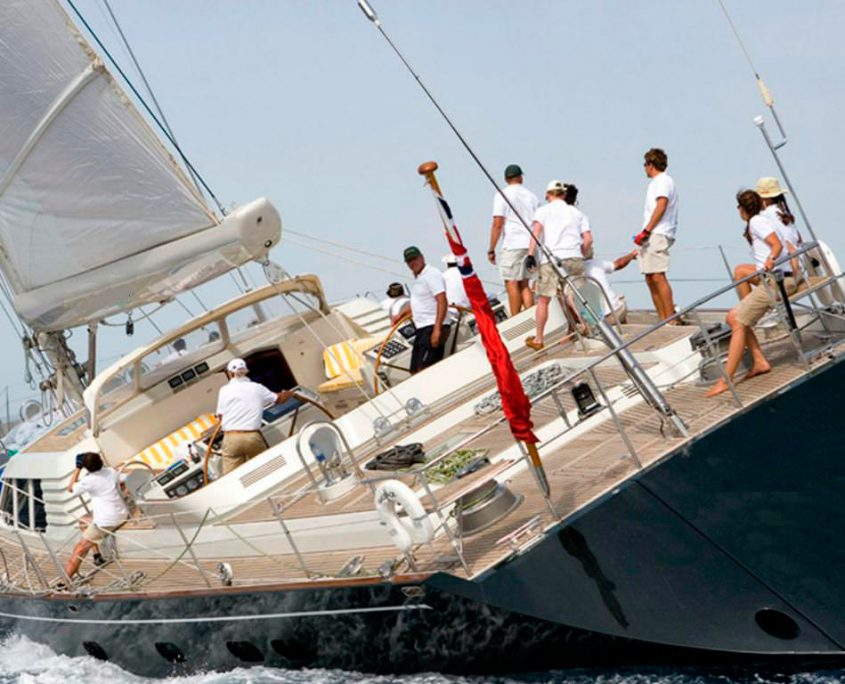 Billy Budd 2, Yacht, 34 m - Royal Huisman
