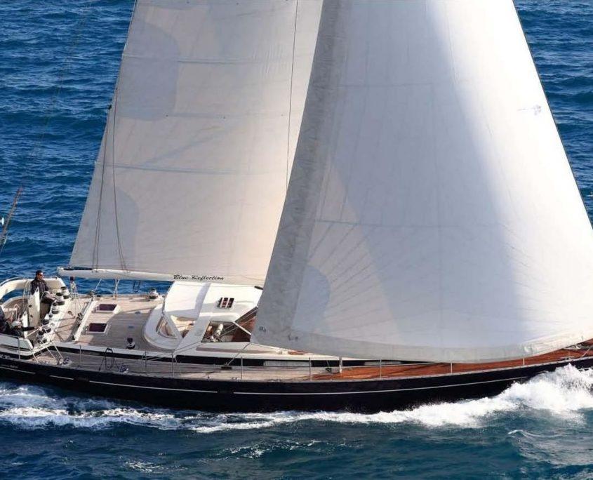 Blue Reflection, Yacht, 21m - Jongert B.V.