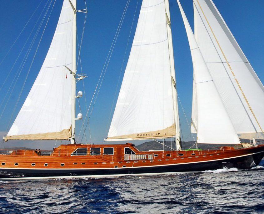 Carpe Diem 4, Yacht, 47 m