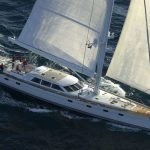 Cavallo, Yacht, 42,9m - Baltic Yachts