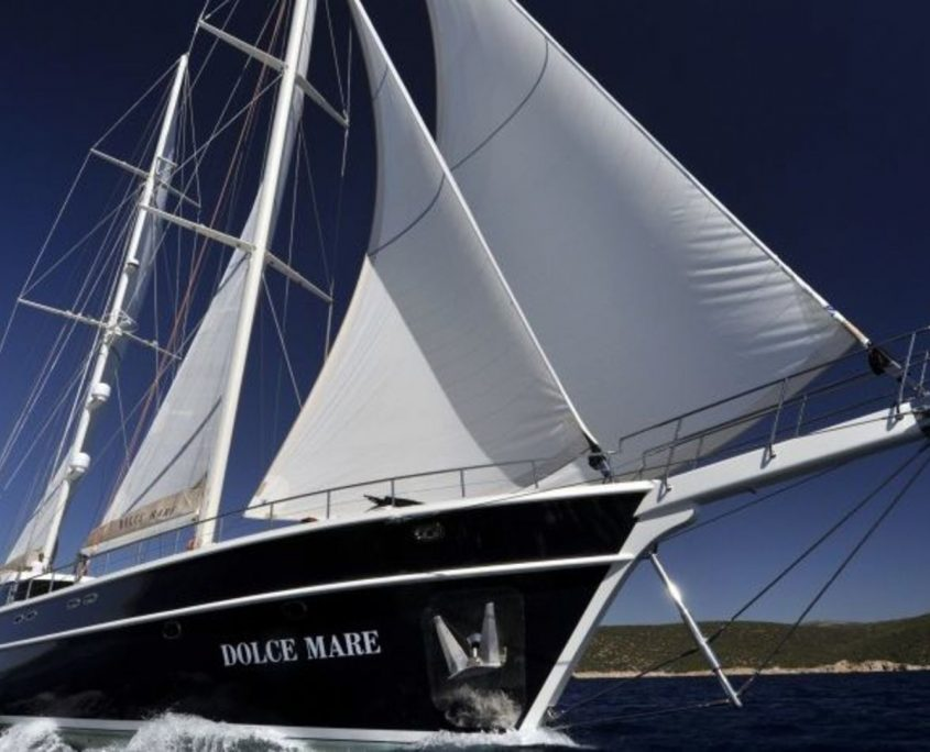 Dolce Mare, Yacht, 36m-Bodrum Shipyard