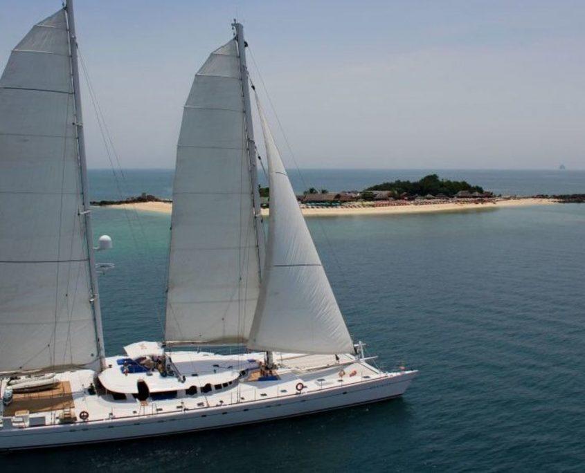 Douce France, Yacht, 42.2m - Allumarine