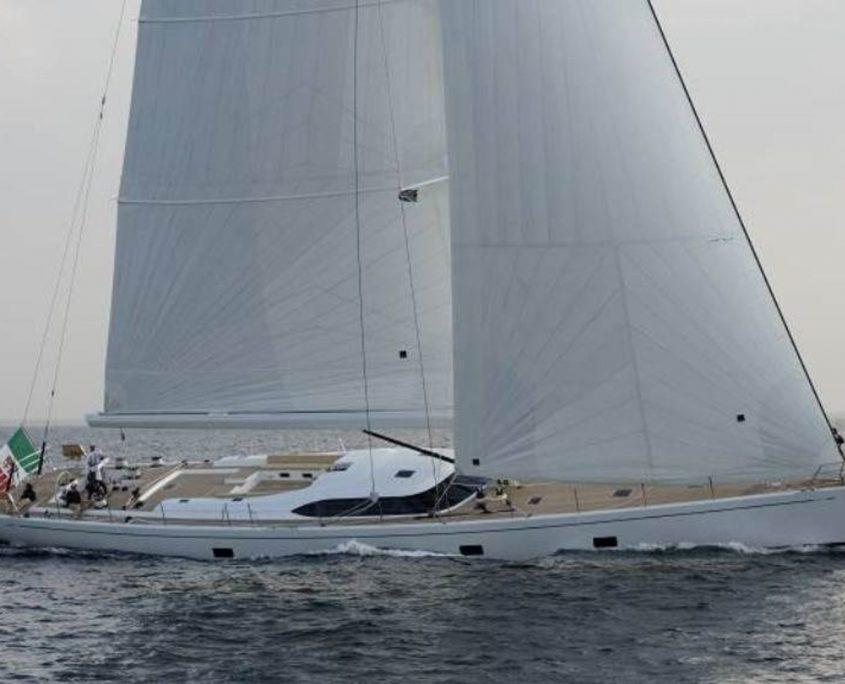 Farewell, Yacht, 30m - Southern Wind Shipyard