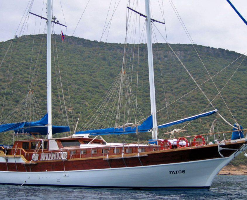 Fatos, Yacht, 25m