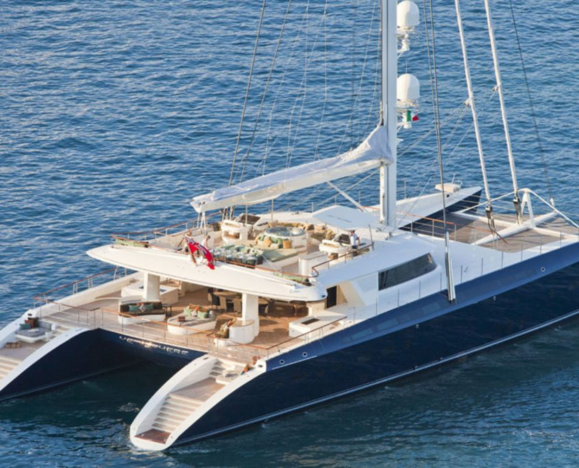 Hemisphere, Yacht, 44.2m - Pendennis
