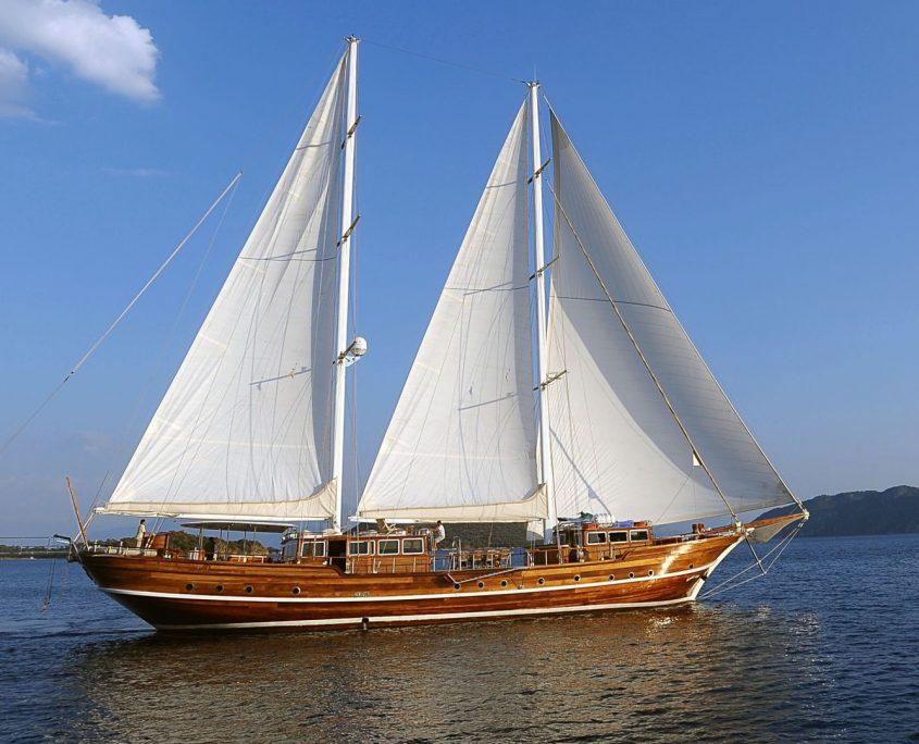 Kaptan Kadir, Yacht, 36m -Thuran Yachting