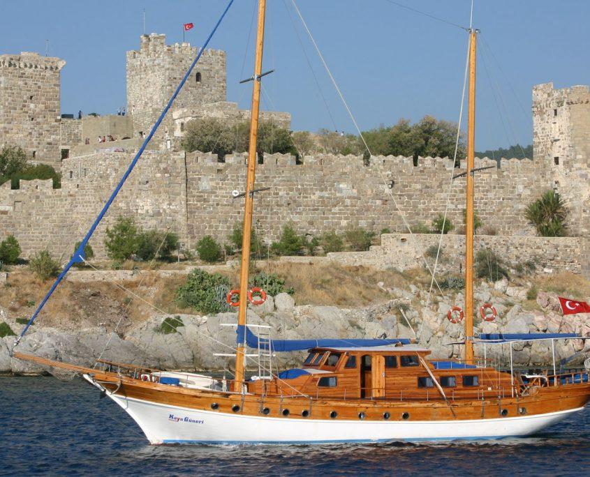 Kaya Guneri,Yacht,20m