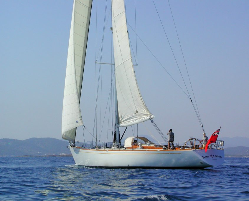 Kim of Lahore, Yacht, 25.41 m - Cantieri Sangermani