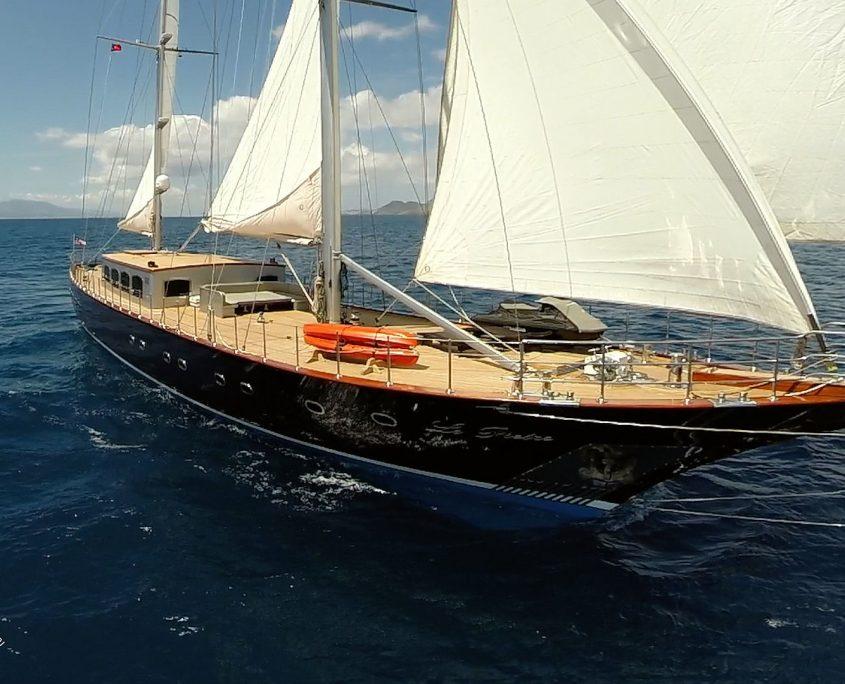 Le Pietre, Yacht, 35m-Ada Yacht Works