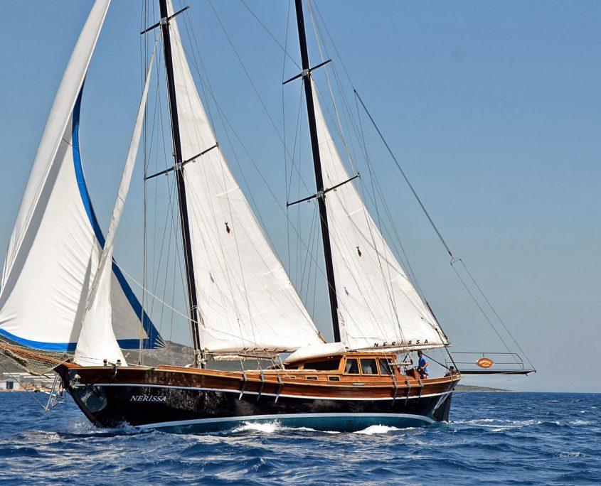 Nerissa,Yacht,18.5m - Tirhandil