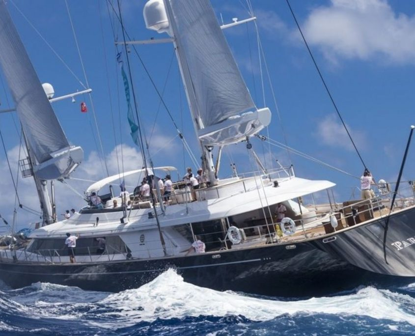 Parsifal III,Yacht, 54m-Perini Navi