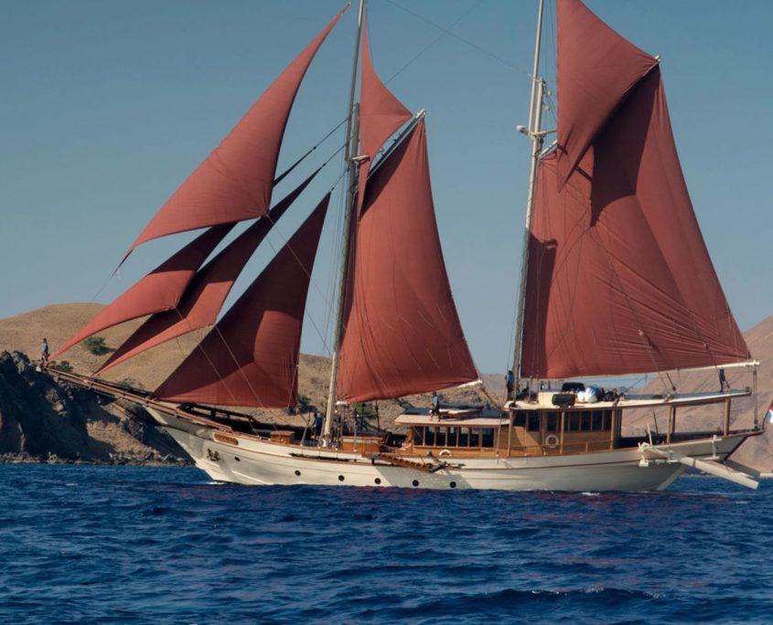 Silolona,yacht, 50m - konjo boat builders