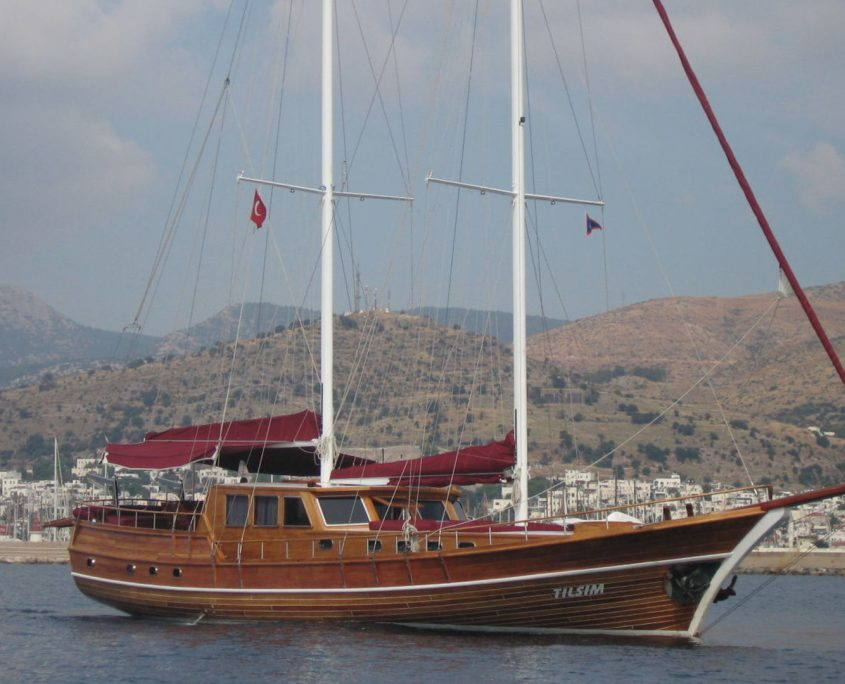 Tilsim 1, Yacht, 25 m