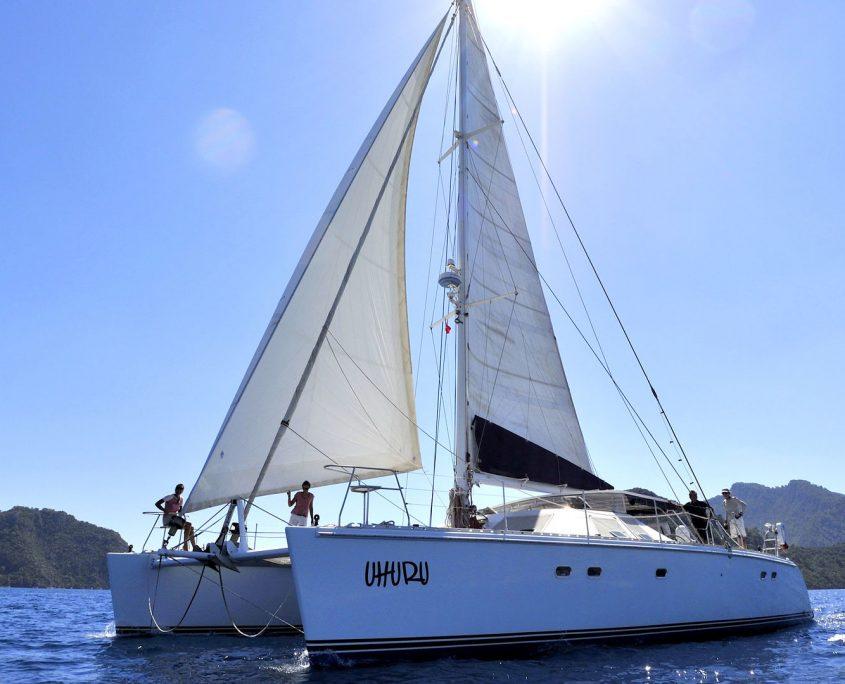 Uhuru,Yacht,17.4m- Lagoon