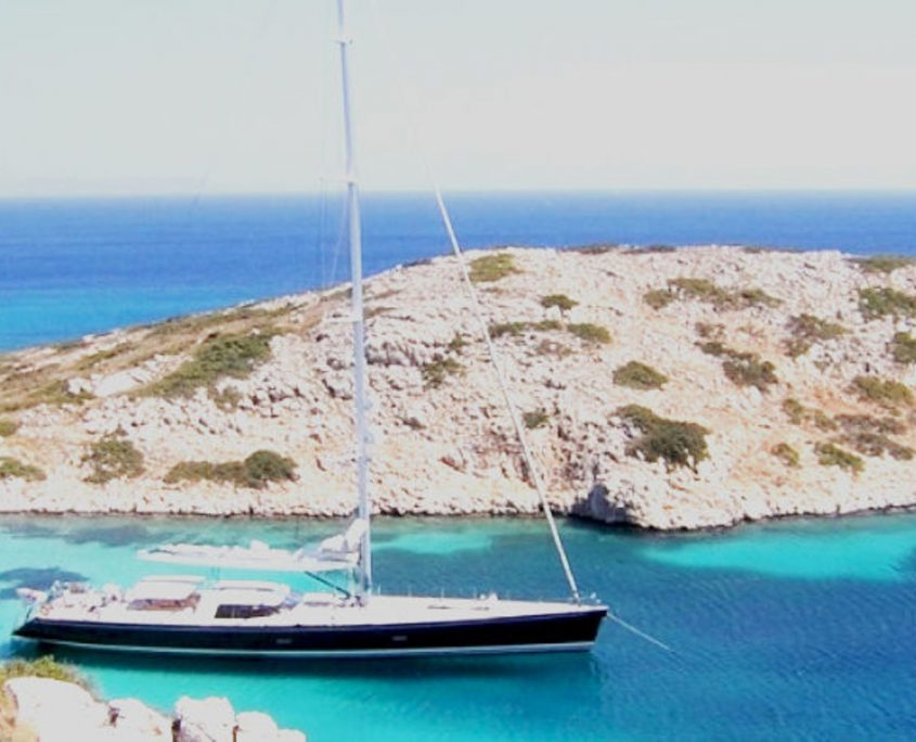 Vaimiti, Yacht, 39.2m - Antibes Marine