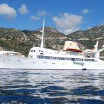 Christina O, Yacht 99.6m - Canadian Vickers