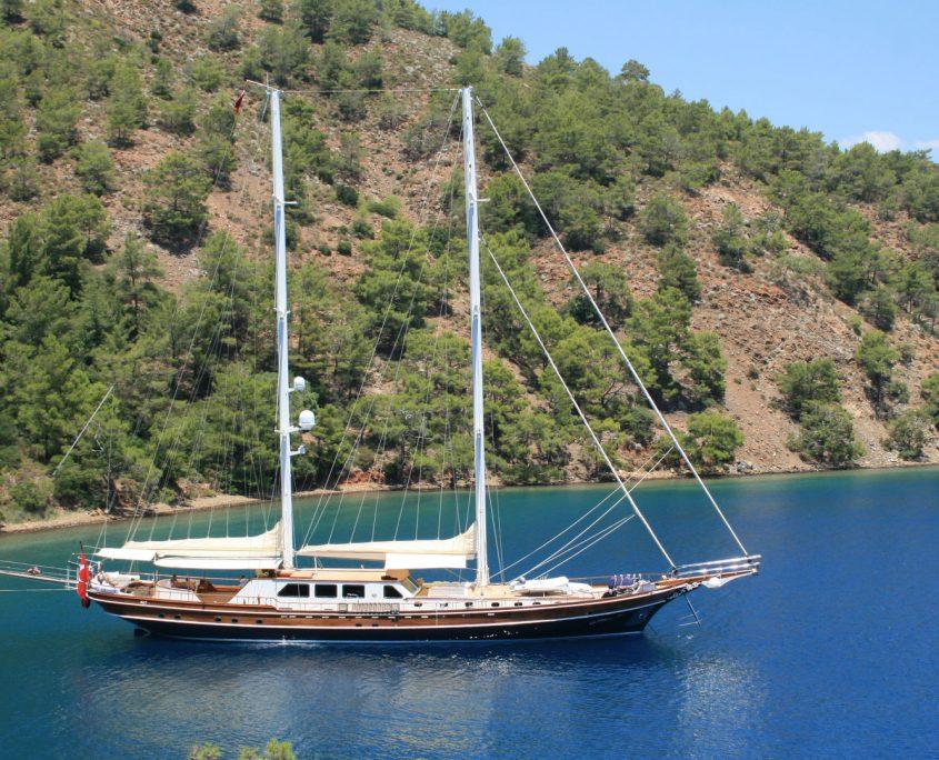 Si Datu Bua, yacht, 42m, komio boat builders