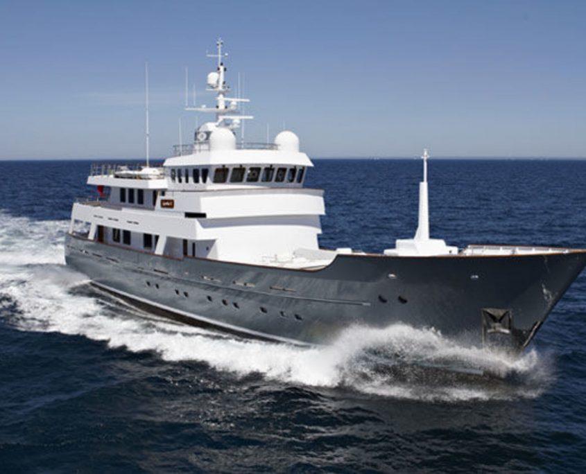 Axantha II, Yacht, 43 m - JFA Yachts