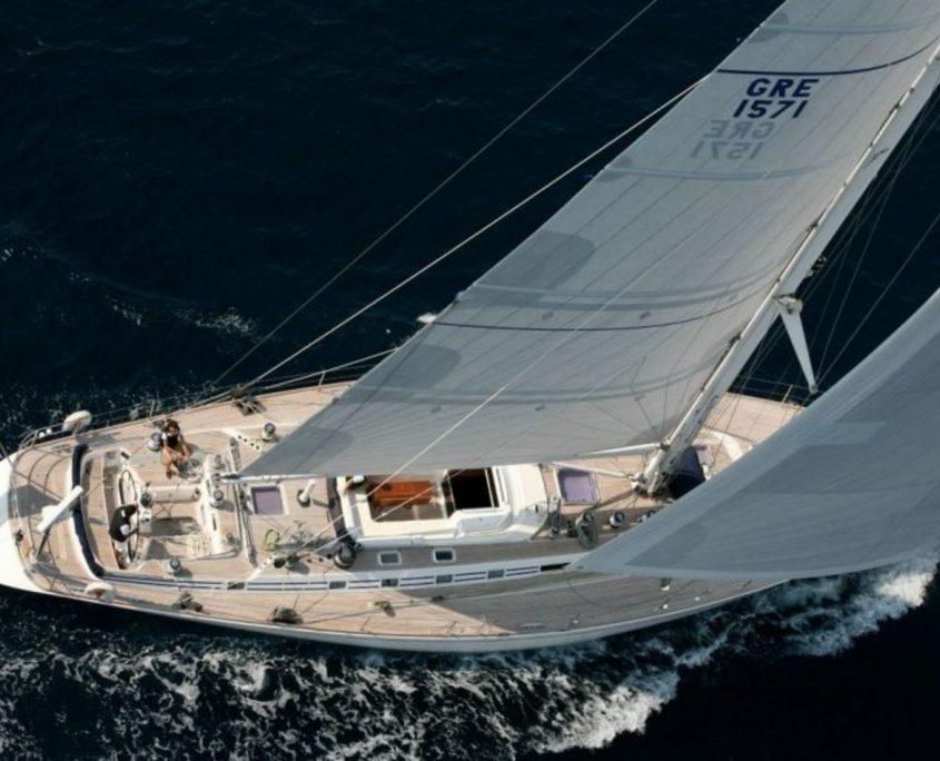 Callisto', Yacht, 24.38m - Nautor's Swan
