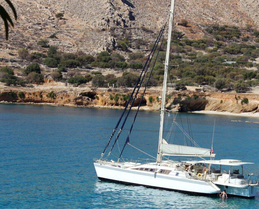 Conan, Yacht, 24m - Michael Joubert