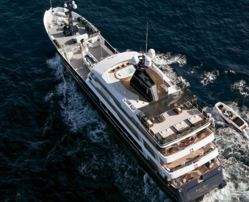 Force Blue, Yacht, 63.3 m - Royal Denship
