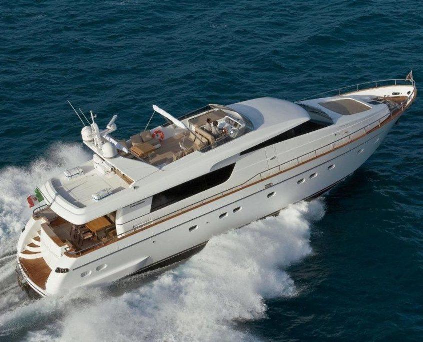 Fortuna, Yacht, 25m - San Lorenzo