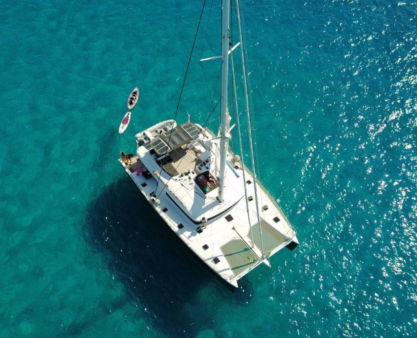 Kaskazi Four, Yacht, 19m - Lagoon