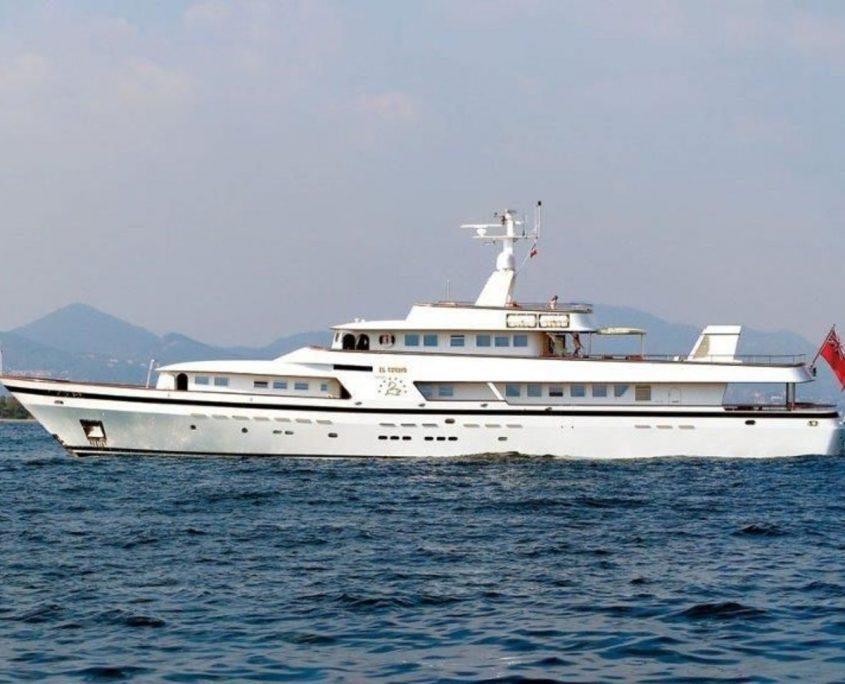Il Cigno, Yacht, 41.65 m - Nicolini