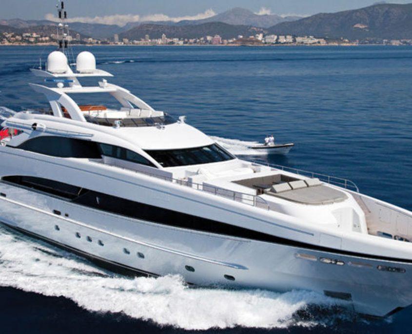 Jems, Yacht, 44 m - Heesen